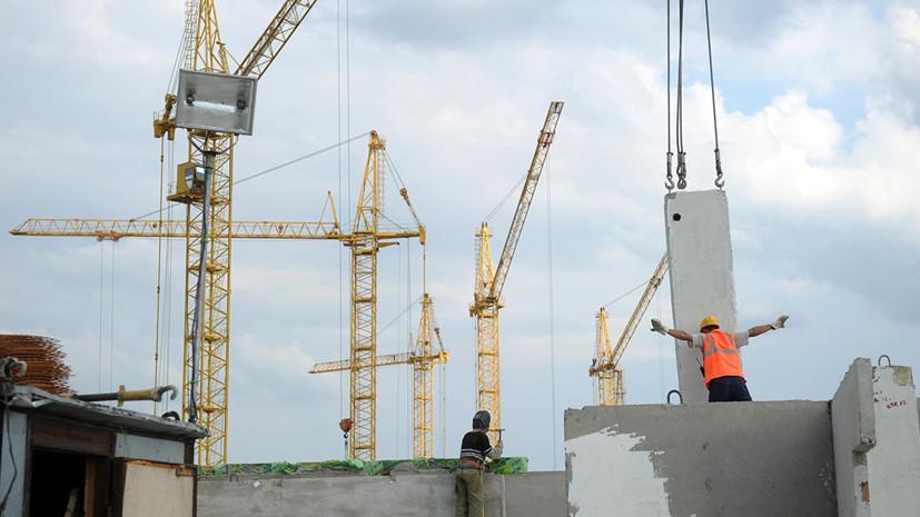 В Нижегородской области заявили о росте объёма строительства на 21,6% в январе — мае