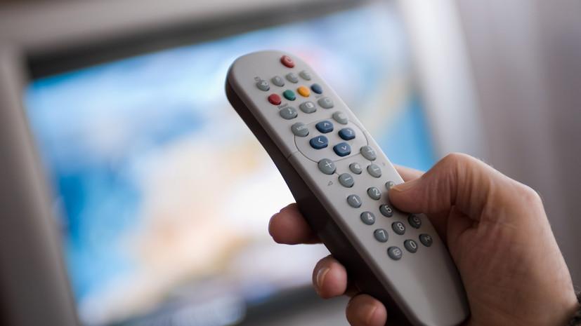 В Литве стали показывать меньше российских телепрограмм