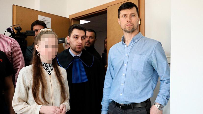 «Не хочу думать, что нас могут разлучить»: в Польше отказались арестовывать россиянина, вывезшего своих детей из Швеции