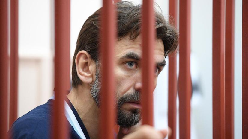 Мосгорсуд признал законным продление ареста Абызову