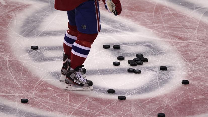 НХЛ представила календарь матчей на сезон-2019/20