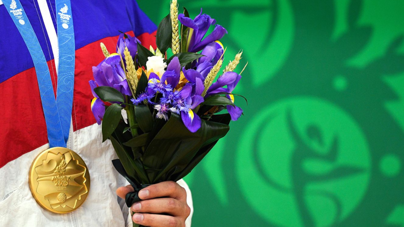 Сборная России осталась лидером медального зачёта ЕИ-2019 после четвёртого дня соревнований