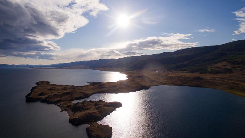 В РАН прокомментировали сообщения о токсичной воде в Байкале