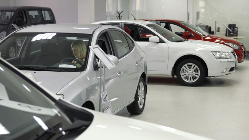 Правительство выделит 10 млрд рублей на поддержку льготных покупок автомобилей