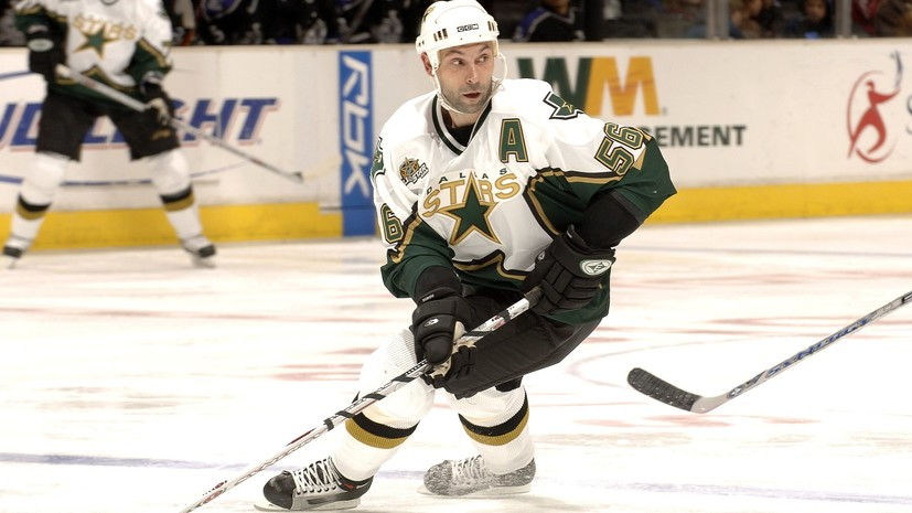 В числе избранных: экс-хоккеист «Далласа» Зубов будет введён в Зал славы НХЛ