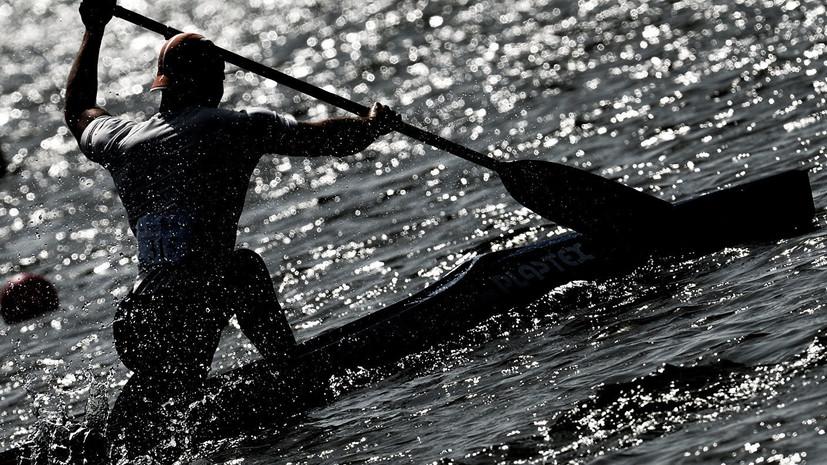 Байдарочники Литовка — Аношкин стали бронзовыми призёрами Европейских игр