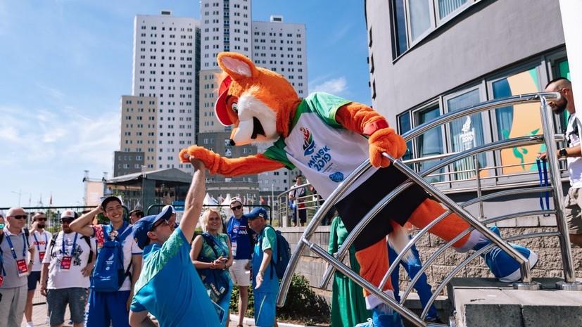 Каноисты Шамшурин и Первухин завоевали бронзу ЕИ-2019
