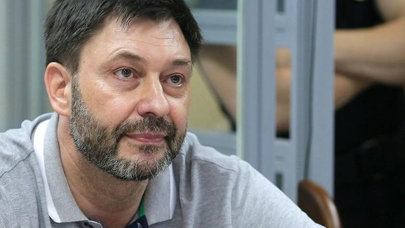 Вышинскому предложили участвовать в выборах в Раду