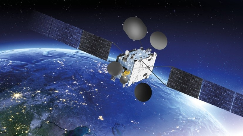 Спутник «Ямал-601» выведен на рабочую орбиту