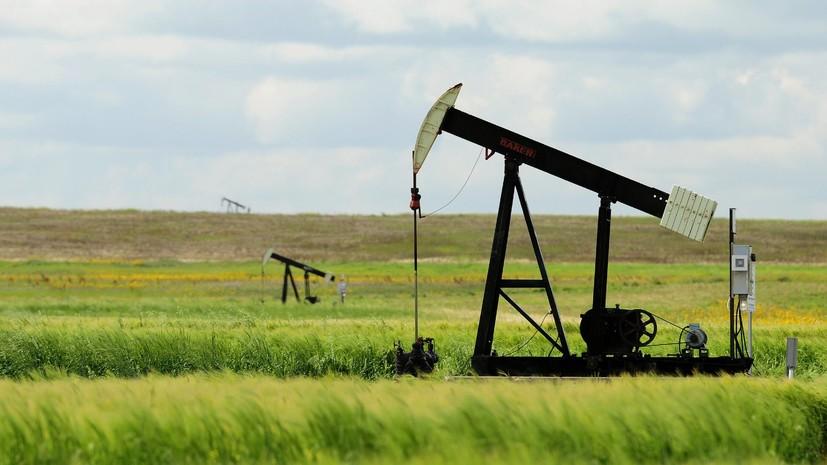 Летний разгон: цены на нефть превысили $66 за баррель