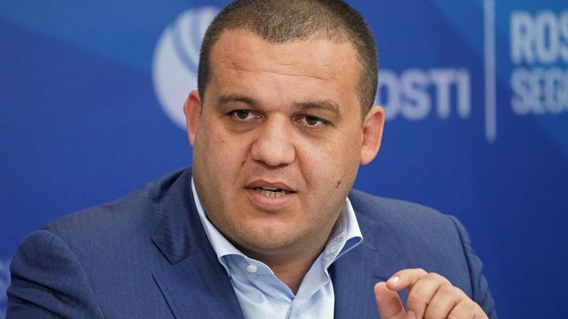 Кремлёв призвал AIBA произвести реформы