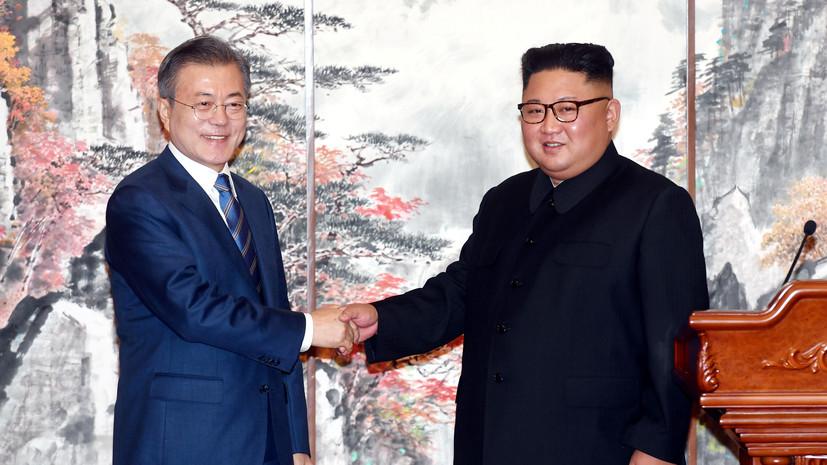 «Нужны встречные шаги»: почему Южная Корея намерена привлечь Россию и Китай к переговорам по денуклеаризации КНДР