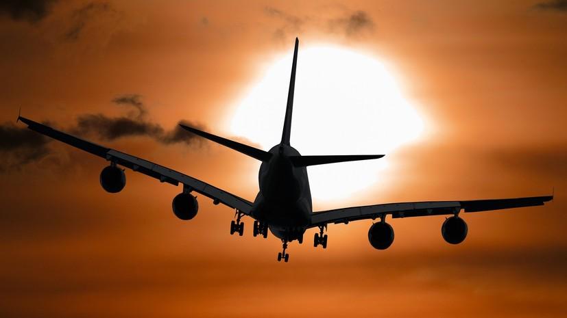 Минтранс оценит потери авиакомпаний из-за запрета полётов в Грузию