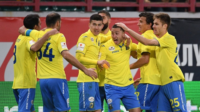 Два гола в первом тайме, травма Айртона и дебют Понсе: как «Ростов» обыграл «Спартак» на турнире в Австрии