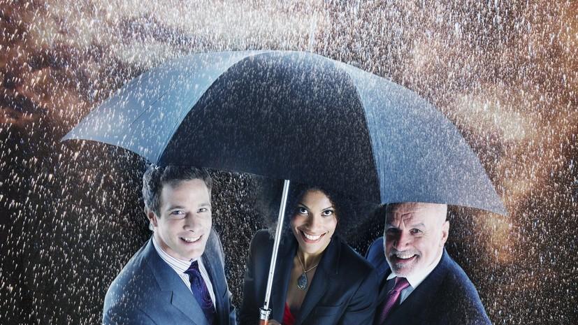 В «Роскачестве» рассказали, как выбрать хороший зонт