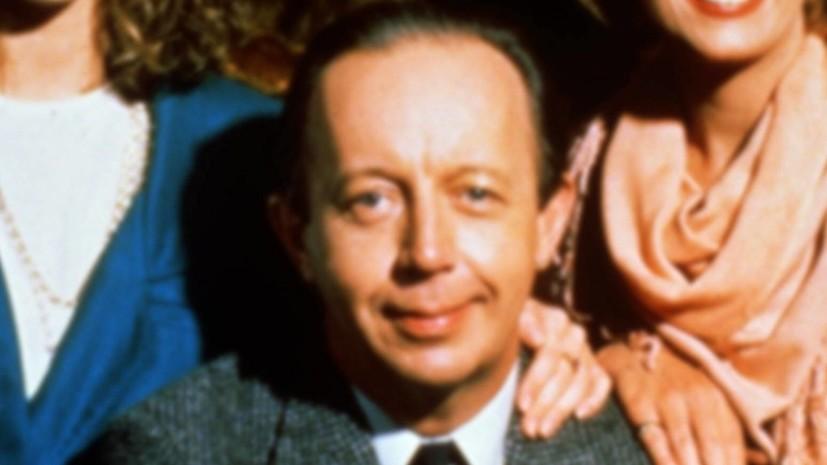 Умер актёр из сериала «Альф»