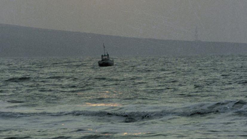 Украинские военные провели учения в акватории Азовского моря