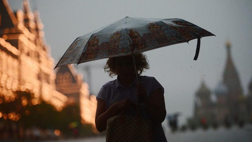Синоптики рассказали о погоде в выходные в Москве