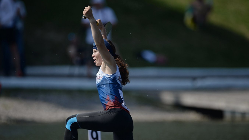 Российские каноистки Ромасенко и Курач заняли третье место в двойках на ЕИ-2019