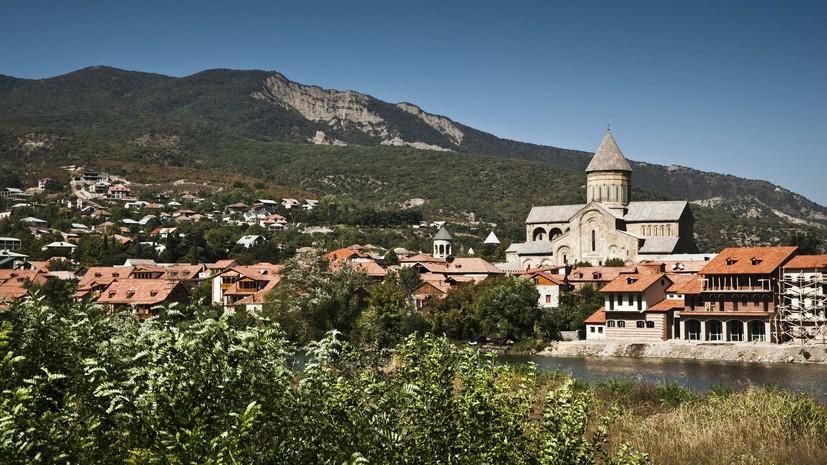 Нацбанк Грузии оценил ущерб экономике от снижения турпотока из России