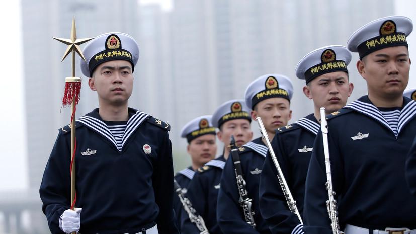 Китайские военные примут участие в параде в Минске