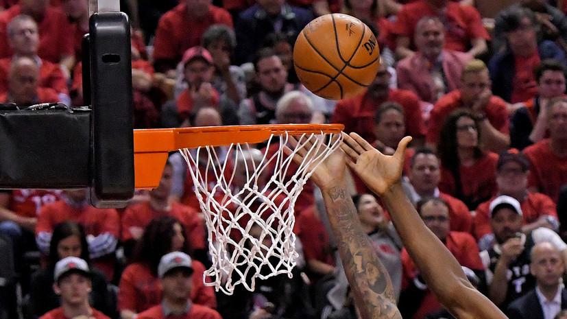 СМИ: В НБА обсудят возможность сокращения регулярного чемпионата