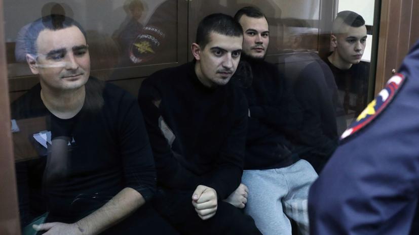 Захарова заявила о парадоксе в вопросе освобождения украинских моряков