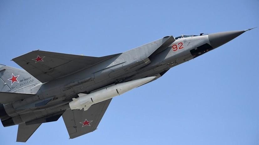 Путин: «Кинжал», «Пересвет» и «Сармат» поступят в войска в ближайшие годы