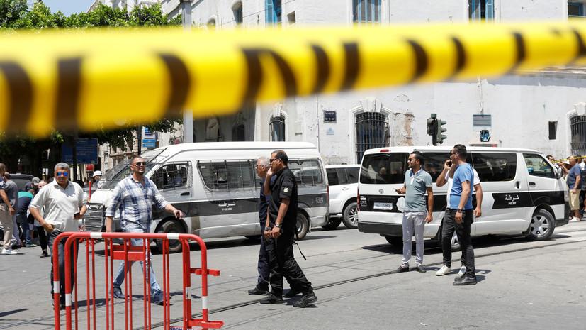 Россияне не пострадали при взрывах в Тунисе