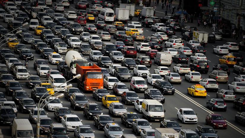 Эксперты определили среднегодовой пробег легковых автомобилей в России в 2019 году