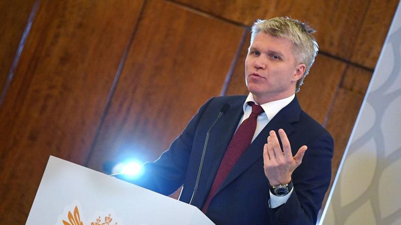Колобков заявил, что ВФЛА готова к восстановлению членства в IAAF