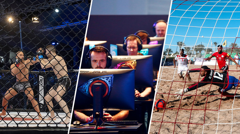 Смешанные единоборства, киберспорт и пляжный футбол: какие дисциплины могли бы войти в программу Олимпийских игр