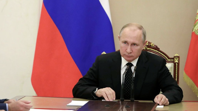 Путин рассказал о работе российских специалистов в Венесуэле