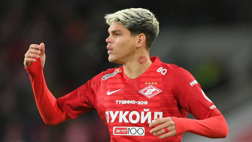 Футболист «Спартака» Айртон рассказал о степени тяжести полученной травмы