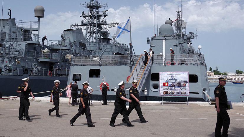 В Севастополе открылся форум «Армия-2019»