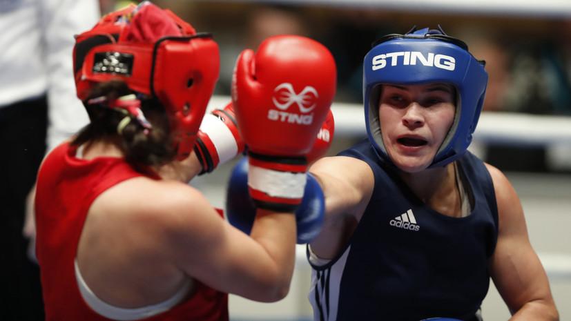 Боксёр Абрамова стала бронзовой медалисткой Европейских игр