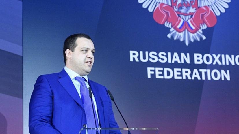 Кремлёв отреагировал на информацию о намерении AIBA начать в отношении него расследование