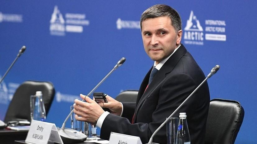 Кобылкин провёл совещание по улучшению экологии в уральских регионах