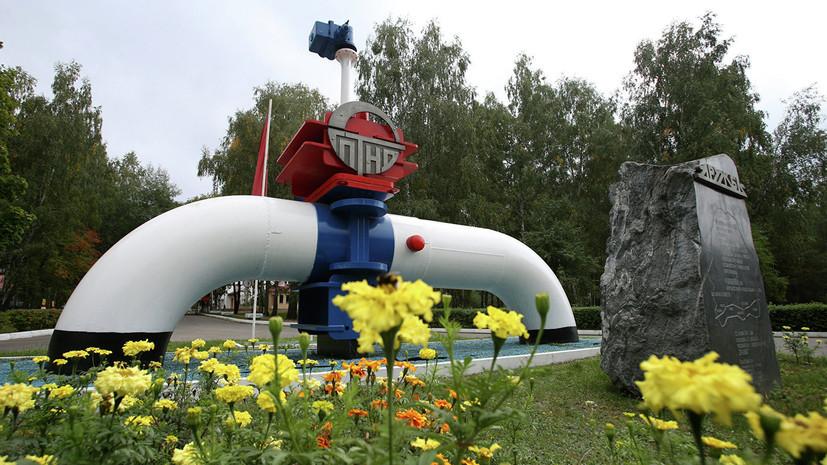 Минск хочет повысить тариф на транзит российской нефти