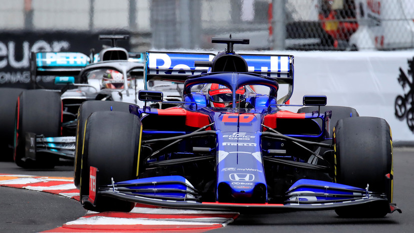 Квят отреагировал на слухи о возможном возвращении в Red Bull