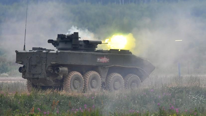 В Свердловской области открылся форум «Армия-2019»