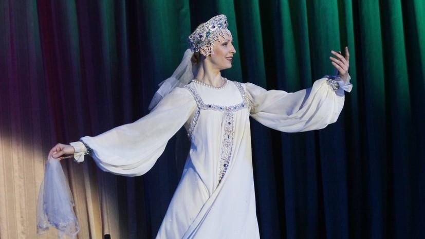 Балерина Илзе Лиепа приедет на кинофестиваль в Оренбург