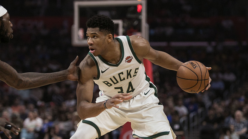 Самый ценный игрок сезона в НБА подтвердил участие в КМ-2019 по баскетболу