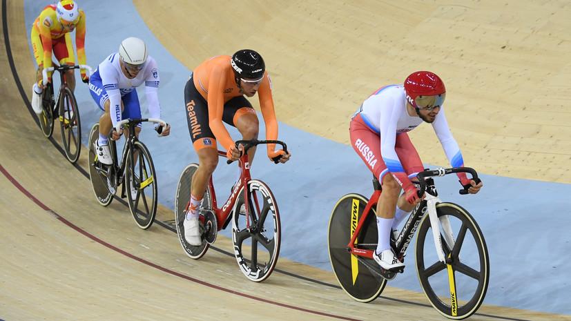 Золото в велотреке, три финала в борьбе и дождь бронзовых медалей: итоги восьмого дня Европейских игр