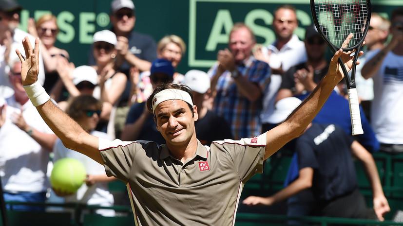 Федерер поделился планами на жизнь по окончании теннисной карьеры