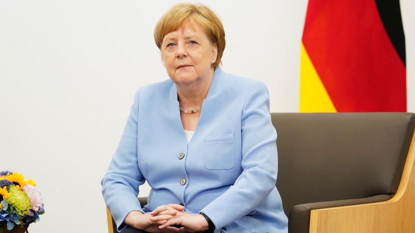 Меркель допустила проведение очередного саммита по Сирии в 2019 году