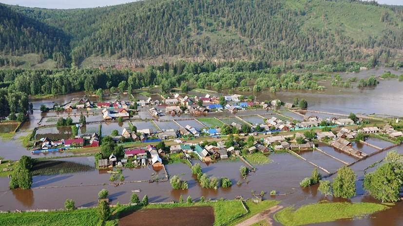 Иркутской области окажут помощь из федерального бюджета