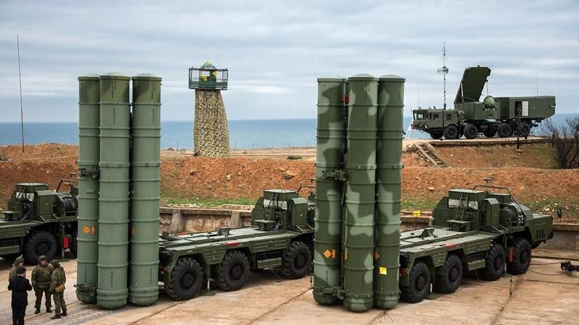 Песков: контракт по С-400 включает частичную передачу технологий Анкаре