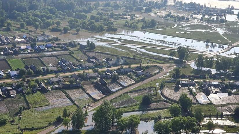 Из Тулуна в связи с паводком эвакуировали более 1,5 тысячи жителей