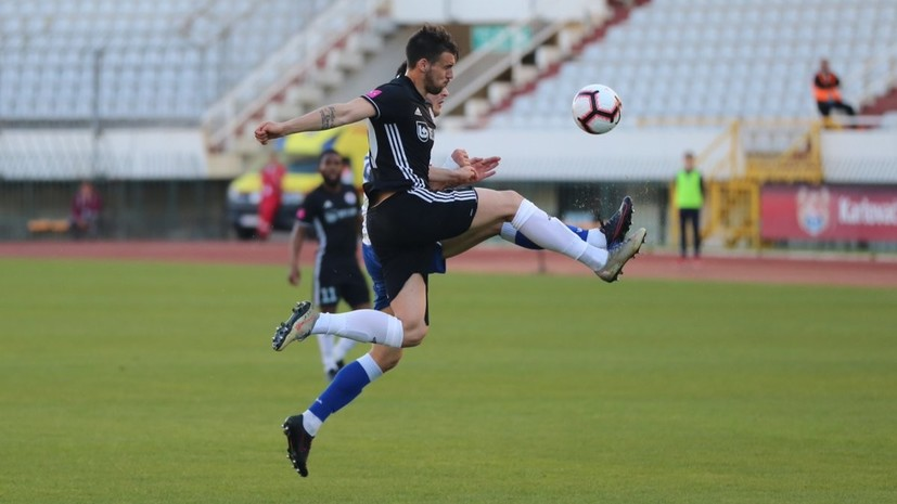 «Славен Белупо» объявил о трансфере Шарлии в ЦСКА